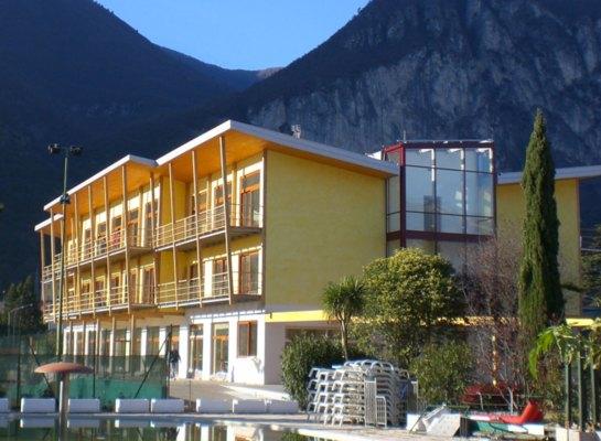 Hotel costruzioni in legno STP