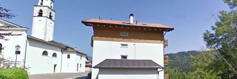 casa in legno vattaro